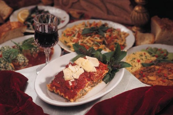 LASAGNA (Meat, Cheese, or Roasted Vegetable)